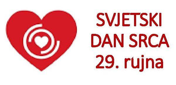 Svijetski dan srca 29. rujna