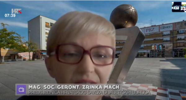 """Gostovanje u emisiji HRT-a """"Dobro Jutro Hrvatska"""""""
